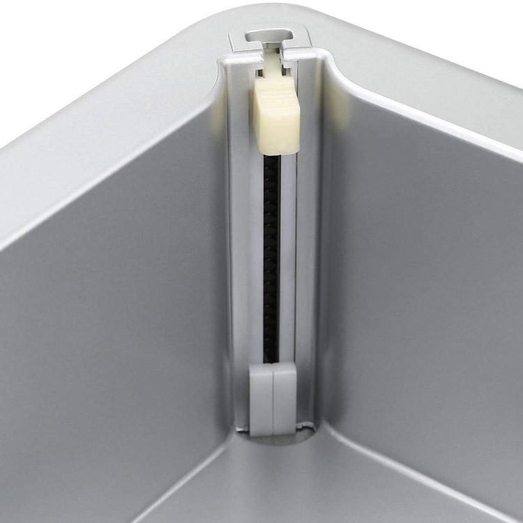 Detail - Distributeur automatique de surchaussures