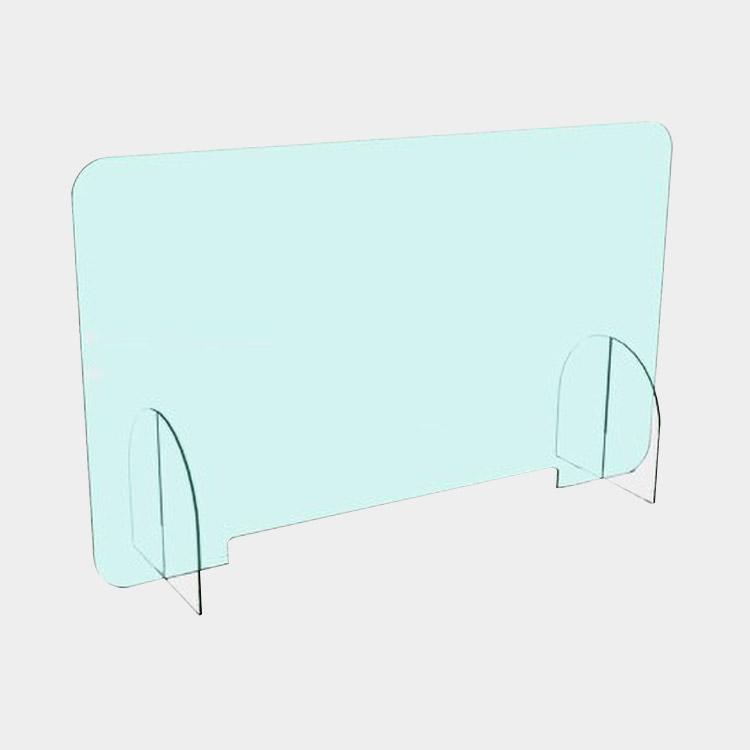 Barrière de protection en plexiglas