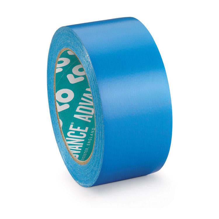 Ruban adhesif spécial sol bleu