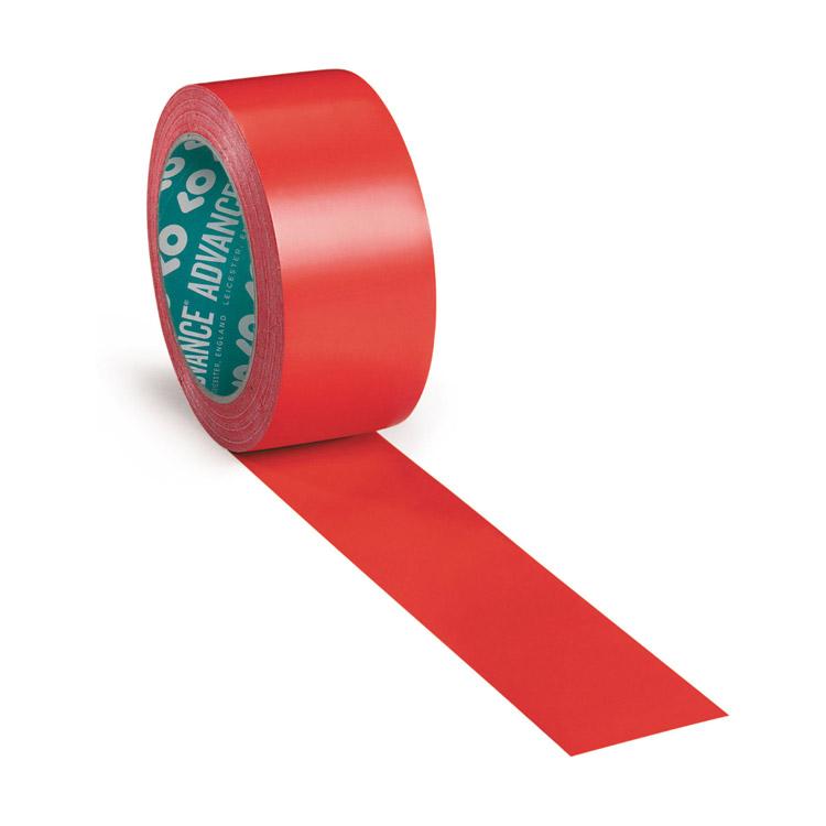 Ruban adhesif spécial sol Rouge