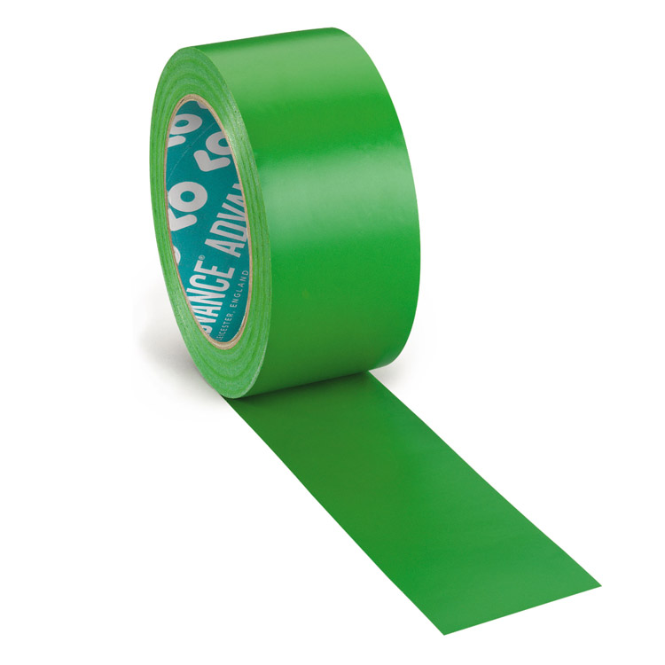 Ruban adhesif spécial sol vert