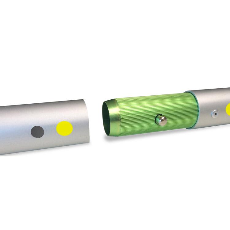 Les tubes se connectent entre eux en un clic