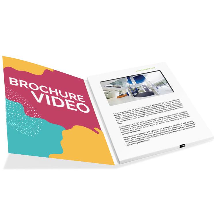 Brochure Vidéo