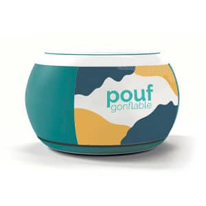 Pouf Gonflable