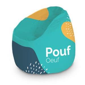Grand Pouf Oeuf