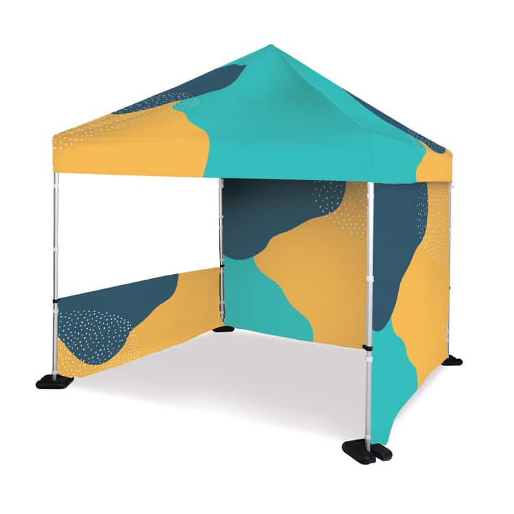 Tente parapluie avec toit et murs personnalisés